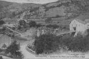1 vue  - Thoirette - Quartier du Pont sur la rivière d'Ain (ouvre la visionneuse)