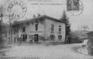 1 vue  - Roissiat - Place du Candi et Hôtel Morand (ouvre la visionneuse)