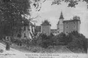 1 vue  - entrée du château de Lucey (ouvre la visionneuse)