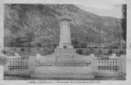 1 vue  - monument des Combattants (1914-1918) (ouvre la visionneuse)