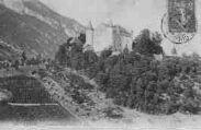 1 vue  - château de Lafléchère (ouvre la visionneuse)