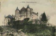 1 vue  - château de Montverrand (ouvre la visionneuse)