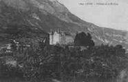 1 vue  - château de la Fléchère (ouvre la visionneuse)