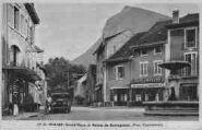 1 vue  - Grand'Place et Pointe de Romagneux (Phot. Tournassoud) (ouvre la visionneuse)