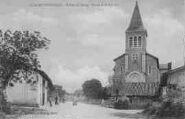 1 vue  - entrée du Bourg - route de saint-Trivier (ouvre la visionneuse)