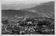 1 vue  - Divonne-les-Bains et le col de la faucille (ouvre la visionneuse)