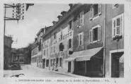 1 vue  - hôtels de la Truite et Paris-Rhône (ouvre la visionneuse)