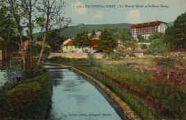 1 vue  - le Nouvel Hôtel et le Mont Mussy (ouvre la visionneuse)