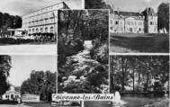 1 vue  - Le Casino - Le Château - La Divonne - L'Etablissement Thermal - La source Vidart (ouvre la visionneuse)