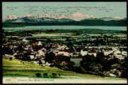 1 vue  - Divonne-les-Bains et les Alpes (ouvre la visionneuse)