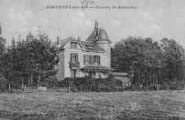 1 vue  - Château de Mabouchy (ouvre la visionneuse)