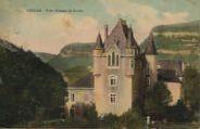1 vue  - vieux château de Dortan (ouvre la visionneuse)