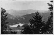 1 vue  - vue sur le lac Genin (ouvre la visionneuse)