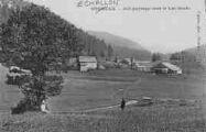 1 vue  - Joli paysage vers le Lac Genin (ouvre la visionneuse)
