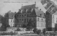1 vue  - château de Fléchères - vue générale (ouvre la visionneuse)
