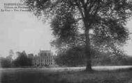 1 vue  - Château de Fléchères - Le Parc - Vue d'ensemble (ouvre la visionneuse)