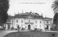 1 vue  - château de Voltaire (façade nord) (ouvre la visionneuse)