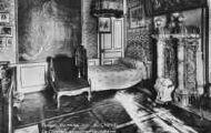 1 vue  - au château - la chambre à coucher de Voltaire (ouvre la visionneuse)