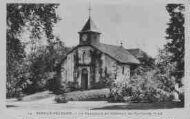 1 vue  - la chapelle du château de Voltaire (ouvre la visionneuse)