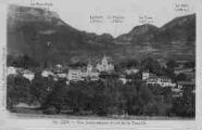 1 vue  - vue panoramique et le col de la Faucille (ouvre la visionneuse)