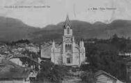 1 vue  - Eglise paroissiale (Imprimerie du Petit Gessien) (ouvre la visionneuse)