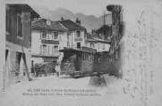 1 vue  - place du Pont (la Faucille) Station de tramàay, Gex, Ferney-Voltaire, Genève (ouvre la visionneuse)