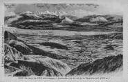 1 vue  - le Pays de Gex pittoresque panorama vu col de la Faucille (ouvre la visionneuse)