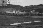 1 vue  - vue générale du sanatorium (ouvre la visionneuse)