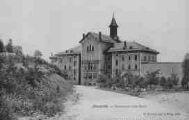 1 vue  - sanatorium Mangini côté nord (ouvre la visionneuse)