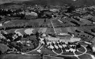 1 vue  - vue aérienne sur l'Inter, dans le fond l'Albarine et Belligneux (ouvre la visionneuse)
