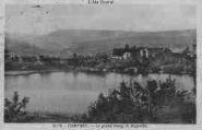 1 vue  - le grand étang et Angeville (ouvre la visionneuse)