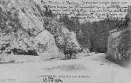 1 vue  - entrée de la forêt de Mazière (ouvre la visionneuse)