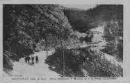 1 vue  - route conduisant à Mazières et à la ferme Guichard (ouvre la visionneuse)