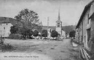 1 vue  - Place de l'Eglise (ouvre la visionneuse)