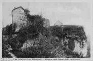 1 vue  - Génissiat-ruines du vieux château féodal (XIIIe siècle) (ouvre la visionneuse)