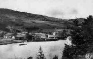 1 vue  - la barrage d'Intriat (ouvre la visionneuse)