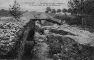1 vue  - fouilles qui ont amenées la découverte de Bains Romains (ouvre la visionneuse)