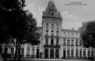 1 vue  - la Mairie, les écoles et la Poste (ouvre la visionneuse)