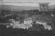1 vue  - vue générale des usines de soieries - les Petits-Fils Bonnet (ouvre la visionneuse)