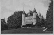 1 vue  - le château de Chevanel (ouvre la visionneuse)
