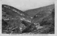 1 vue  - Les usines des Ciments Lyonnais et gorges du Châtelard (ouvre la visionneuse)