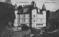 1 vue  - Château de Valence (ouvre la visionneuse)