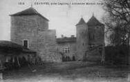 1 vue  - Chanves, près Lagnieu - ancienne Maison forte (ouvre la visionneuse)