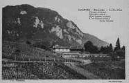 1 vue  - Bramafan-Le Pavillon (+ poème de Louis Girodet) (ouvre la visionneuse)