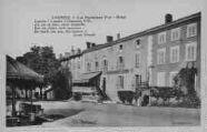 1 vue  - Les Fontaines d'or-Hôtel (+ poème de Louis Girodet) (ouvre la visionneuse)
