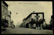 1 vue  - Avenue de la Gare et Route d'Ambérieu (ouvre la visionneuse)