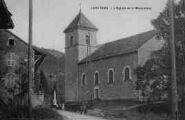 1 vue  - l'église et le monument (ouvre la visionneuse)