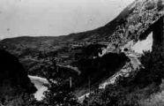1 vue  - vallée du Rhône à Fort-l'Ecluse (ouvre la visionneuse)