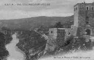 1 vue  - le Fort, le Rhône et viadux de Longeray (ouvre la visionneuse)