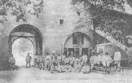 1 vue  - intérieur de Fort de l'Ecluse - la cantine (ouvre la visionneuse)